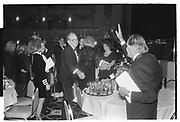 RUPERT MURDOCH, Humanitarian Awards dinner, Waldorf. June 1990