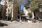 Jewish quarters, old city, Jerusalem, Israel