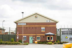 "© Licensed to London News Pictures. 10/07/2015. Wetherby, UK. Stock picture shows Wealstun Prison near Wetherby. An investigation has been launched into the death of an inmate at a prison in Leeds.<br /> Stephen Davison, 27, was found dead in his cell at HMP Wealstun, in Thorp Arch, Wetherby, on Wednesday. A Prison Service spokesman said: ""HMP Wealstun prisoner Stephen Davison was found unresponsive in his cell at approximately 8.55am on July 8. He was pronounced dead at the scene. Photo credit : Andrew McCaren/LNP"
