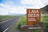 Lava Beds National Monument - California Photos