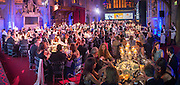 OLIVIA COLE IN FOREGROUND, Luminous -Celebrating British Film and British Film Talent,  BFI gala dinner & auction. Guildhall. City of London. 6 October 2015.