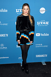The Lodge premiere during Sundance Film Festival on January 25, 2019 in Park City, California. CAP/MPI/IS ©IS/MPI/Capital Pictures. 25 Jan 2019 Pictured: Riley Keough. Photo credit: IS/MPI/Capital Pictures / MEGA TheMegaAgency.com +1 888 505 6342