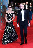 The EE British Academy Film Awards (BAFTA)