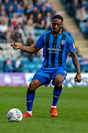 Gillingham FC forward Brandon Hanlan (7) during the EFL Sky Bet League 1 match between Gillingham and Rochdale at the MEMS Priestfield Stadium, Gillingham, England on 30 March 2019.