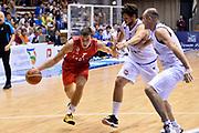 DESCRIZIONE : Trieste Nazionale Italia Uomini Torneo internazionale Italia Serbia Italy Serbia<br /> GIOCATORE : Bogdan Bogdanovic<br /> CATEGORIA : Palleggio<br /> SQUADRA : Serbia Serbia<br /> EVENTO : Torneo Internazionale Trieste<br /> GARA : Italia Serbia Italy Serbia<br /> DATA : 05/08/2014<br /> SPORT : Pallacanestro<br /> AUTORE : Agenzia Ciamillo-Castoria/GiulioCiamillo<br /> Galleria : FIP Nazionali 2014<br /> Fotonotizia : Trieste Nazionale Italia Uomini Torneo internazionale Italia Serbia Italy Serbia