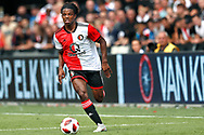 Feyenoord-player Tyrell Malacia during the Dutch football Eredivisie match between Feyenoord and Excelsior at De Kuip Stadium in Rotterdam, on August 19th, 2018 - Photo Stanley Gontha / Pro Shots / ProSportsImages / DPPI