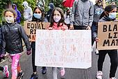 Mercer Island Black Lives Matter March 6-12-2020
