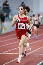 800, heat 10, Trentini, Scared Heart<br /> BU Terrier Indoor track meet