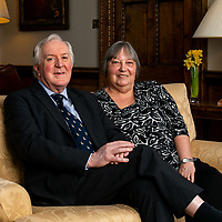 RCS Portrait Professor Derek & Mrs Alderson 12th March 2020