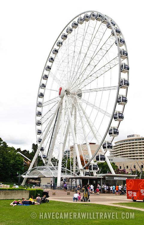 Ferris Wheel at Southbank