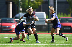 Ospreys Women v Dragons Women<br /> <br /> Photographer Mike Jones / Replay Images<br /> Centre of Excellence, Ystrad Mynach<br /> 23rd September 2018<br /> <br /> World Copyright © 2018 Replay Images. All rights reserved. info@replayimages.co.uk - http://replayimages.co.uk