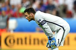 Hugo Lloris of France  - Mandatory by-line: Joe Meredith/JMP - 10/07/2016 - FOOTBALL - Stade de France - Saint-Denis, France - Portugal v France - UEFA European Championship Final