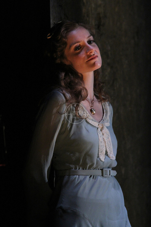"""Seattle Repertory Theatre production of """"The Glass Menagerie"""" by Tennessee Williams directed by Braden Abraham."""