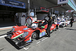 May 4, 2018 - Spa-Francorchamps, Belgique - 31 DRAGONSPEED (USA) ORECA 07 GIBSON LMP2 ROBERTO GONZALEZ (MEX) PASTOR MALDONADO (VEN) NATHANAEL BERTHON  (Credit Image: © Panoramic via ZUMA Press)