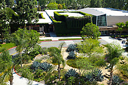 Overview of the Student Union Building at California State University Fullerton