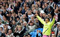 """Alessandro DEL PIERO saluta il pubblico (Juventus campione d Italia)<br /> Torino 13/05/2012 Stadio """"Juventus stadium""""<br /> Serie A 2011/2012<br /> Football Calcio Juventus Vs Atalanta<br /> Foto Insidefoto Alessandro Sabattini"""