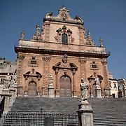 Il Duomo di San Pietro a Modica..San Pietro Dome in Modica