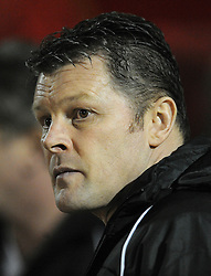 Bristol City manager, Steve Cotterill - Photo mandatory by-line: Dougie Allward/JMP - Mobile: 07966 386802 - 03/03/2015 - SPORT - football - Leyton - Brisbane Road - Leyton Orient v Bristol City - Sky Bet League One