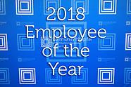 2018 CHOMP Employee of the Year