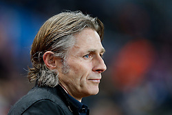 Wycombe Wanderers Manager Gareth Ainsworth looks on - Mandatory byline: Rogan Thomson/JMP - 19/01/2016 - FOOTBALL - Villa Park Stadium - Birmingham, England - Aston Villa v Wycombe Wanderers - FA Cup Third Round Replay.