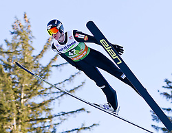 03.01.2012, Olympiaschanze/ Bergisel Stadion, AUT, 60. Vierschanzentournee, FIS Weltcup, Qualifikation, Ski Springen, im Bild Peter Prevc (SLO) // Peter Prevc of Slovenia during qualification at the 60th Four-Hills-Tournament of FIS World Cup Ski Jumping at Olympiaschanze / Bergisel Stadion, Austria on 2012/01/03. EXPA Pictures © 2012, PhotoCredit: EXPA/ P.Rinderer