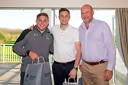 Overall 3rd place team feating Jack Singleton at the Worcester Warriors charity golf day at the Vale Golf and Country Club in Evesham - Mandatory by-line: Robbie Stephenson/JMP - 18/04/2018 - RUGBY - The Vale Golf & Country Club - Evesham, England - Worcester Warriors Charity Golf Day