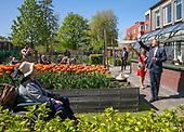 Koning bezoekt woonzorglocatie Lindendael van Omring in Hoorn