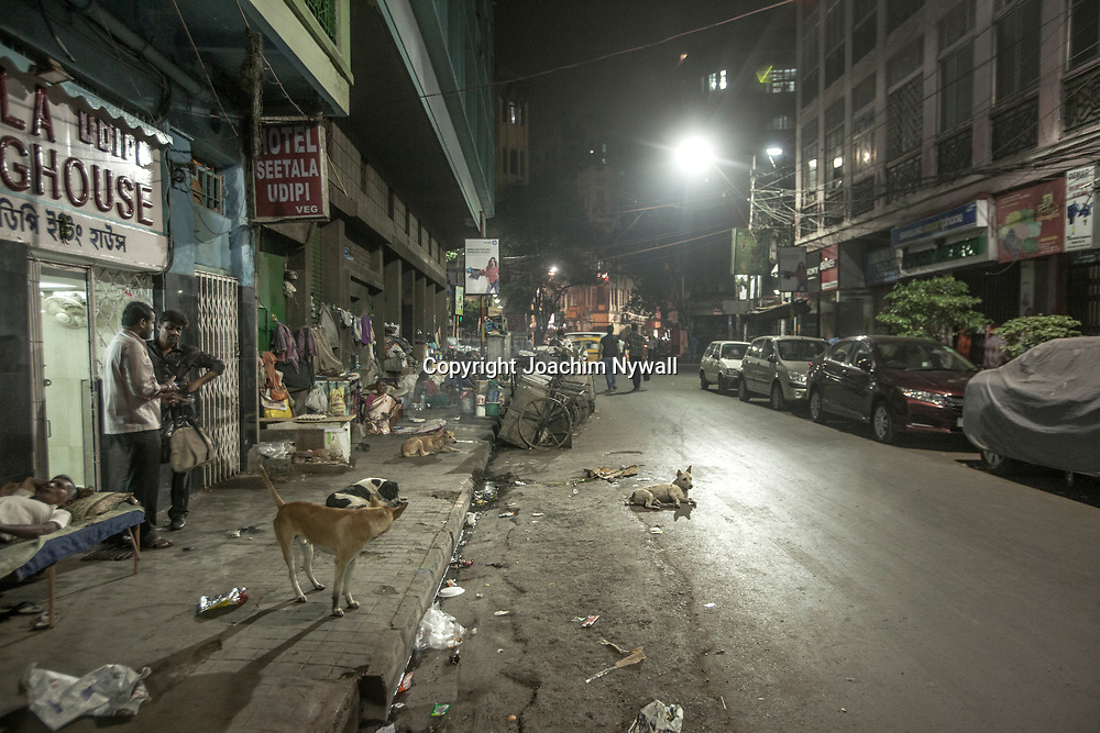 2014 11 13 Kolkata West Bengalen Indien<br /> Tidig morgon i Chadni chowk området<br /> ----<br /> FOTO : JOACHIM NYWALL KOD 0708840825_1<br /> COPYRIGHT JOACHIM NYWALL<br /> <br /> ***BETALBILD***<br /> Redovisas till <br /> NYWALL MEDIA AB<br /> Strandgatan 30<br /> 461 31 Trollhättan<br /> Prislista enl BLF , om inget annat avtalas.