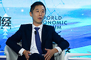 Mark Leung, Chief Executive Officer, China, JPMorgan Chase, Hong Kong SAR, China during the session: China's Financial Opening at the World Economic Forum - Annual Meeting of the New Champions in Tianjin, People's Republic of China 2018.Copyright by World Economic Forum / Greg Beadle