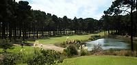 PORTUGAL - AROUIRA - Golfbaan Arouira II . Hole 9 . COPYRIGHT KOEN SUYK