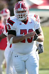 06 November 2010:   Justin Rechichar during a game between the Penguins of Youngstown State and the Redbirds of Illinois State at Hancock Stadium on the campus of Illinois State University in Normal Illinois.