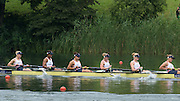 Lucerne, SWITZERLAND.  GBR W8+ Bow, Rosamund BRADBURY, Louisa REEVE, Katie GREVES, Donna ETIEBET, Jessica EDDIE, Zoe LEE, Polly SWANN, Caragh MCMURTRY and cox Zoe DE TOLEDO,  Race for lanes  at the 2014 FISA WC III, Lake Rotsee.  11:48:56  Saturday  12/07/2014  [Mandatory Credit; Peter Spurrier/Intersport-images]