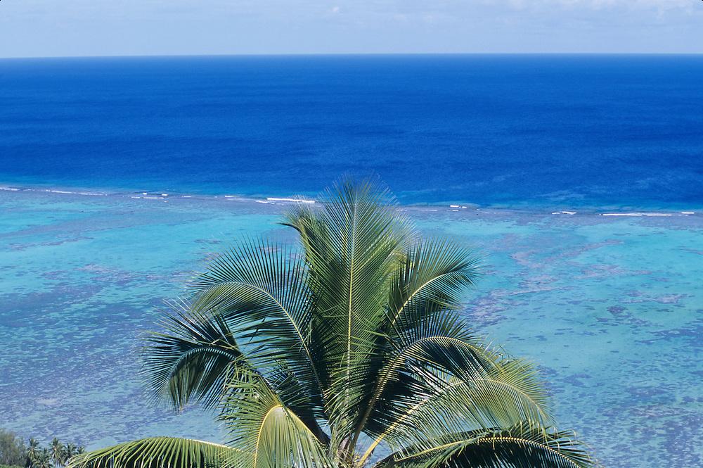 Cook; Islands; K?ki '?irani; maori; atolls; Pacific; south; coral; polynesian; tourism; Aitutaki, view, scenic, coastline