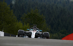August 24, 2018 - Spa-Francorchamps, Belgium - Motorsports: FIA Formula One World Championship 2018, Grand Prix of Belgium, .#44 Lewis Hamilton (GBR, Mercedes AMG Petronas Motorsport) (Credit Image: © Hoch Zwei via ZUMA Wire)