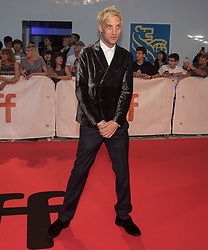 Actor James Jagger attends a red carpet for the movie Jeremiah Terminator Leroy during the 2018 Toronto International Film Festival in Toronto, ON, Canada on Saturday, September 15, 2018. Photo by Fred Thornhill/CP/ABACAPRESS.COM