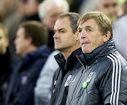 29.10.2011, The Hawthorns, West Bromwich, ENG, PL, West Bromwich Albion vs FC Liverpool, im Bild Liverpool's manager Kenny Dalglish before the Premiership match against West Bromwich Albion at The Hawthorns // during the Premier League match between West Bromwich Albion vs FC Liverpool, at the Hawthorns, West Bromwich, United Kingdom on 29/10/2011. EXPA Pictures © 2011, PhotoCredit: EXPA/ Propaganda Photo/ Vegard Grott +++++ ATTENTION - OUT OF ENGLAND/GBR+++++