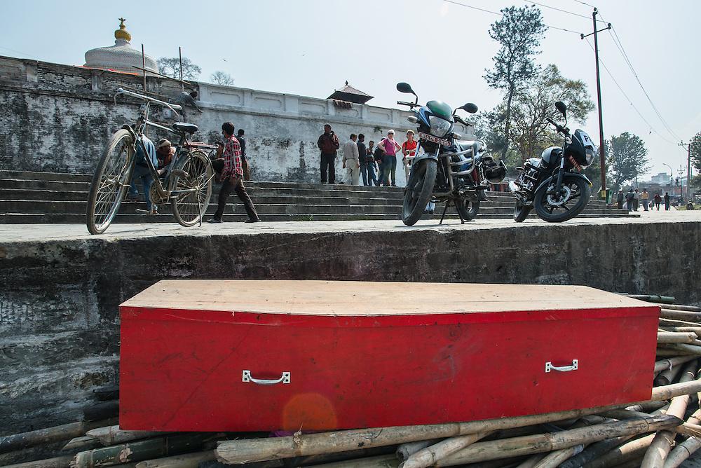 The Crematoria, Kathmandu, Nepal