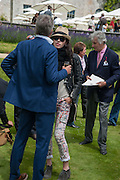 CHARLES MORGAN; KIERA MORGAN, The Cartier Style et Luxe during the Goodwood Festivlal of Speed. Goodwood House. 1 July 2012.