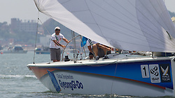 World Match Racing Tour 2010. Korea Match Cup, Gyeonggi, Korea. 9th June 2010.