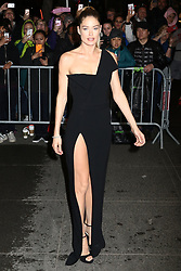 Doutzen Kroes attends the Harper's Bazaar 150th Anniversary event at the Rainbow Room in New York City.