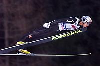 Val di Fiemme/Predazzo.2003-02-22/ Hopp stor bakke K120<br />Sven Hanawald (GER)<br />Foto, Calle Toernstroem