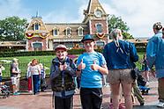 2. Disneyland Day 1