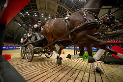 - THE LONGINES FEI JUMPING WORLD CUP™ - Olympia, The London International Horse Show - Olympia, London, United Kingdom - 22 December 2018
