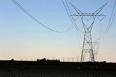Electricity, Distribution and Use Royalty Free Stock Images