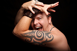 Leif, Tattoo + You, A Photo Story of Body Ink