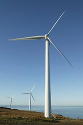 Windfarm north of Whitehaven; Cumbria,