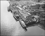 "ackroyd_14336-1. ""Wisco. December 20, 1966. aerials of plant."""