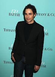 April 19, 2017 - New York, New York, U.S. - Designer ZAC POSEN attends the Tiffany & Co. and Harper's Bazaar 150th Anniversary Event held at the Rainbow Room. (Credit Image: © Nancy Kaszerman via ZUMA Wire)