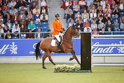 Houtzager, Marc (NED) Sterrehof´s Calimero<br /> Aachen - CHIO 2017<br /> © www.sportfotos-lafrentz.de/Stefan Lafrentz