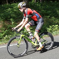 18-06-2017: Wielrennen: NK Paracycling: Montferlands-Heerenberg (NED) wielrennen  <br />Arnoud Nijhuis (balkbrug)
